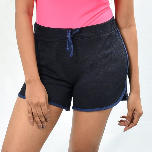 Ladies Pipping Short